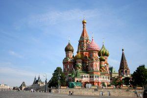 Mosca e San Pietroburgo
